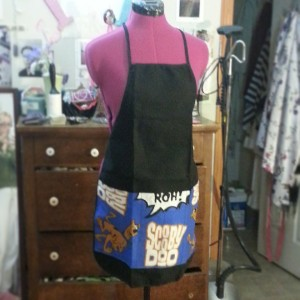 Scooby Snack Makin' Apron $35