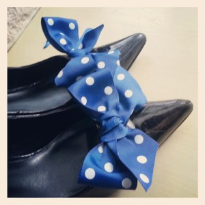 Blue Dotties - Copy