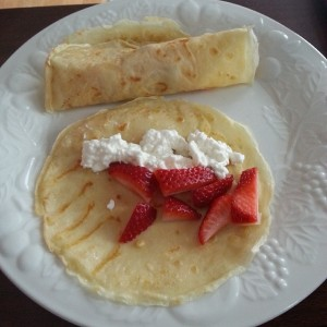 Engagment Crepes