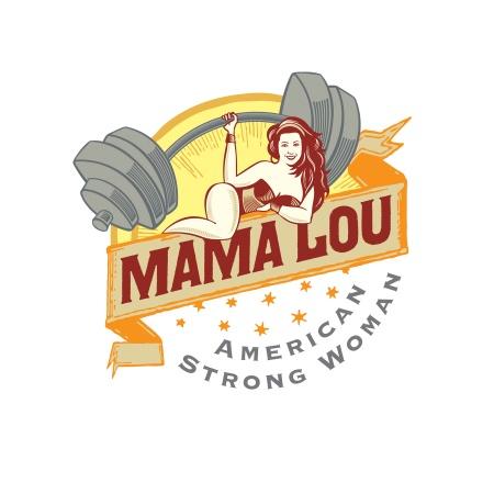 Mama Lou Strong womana