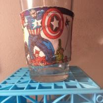 Retro CApn America